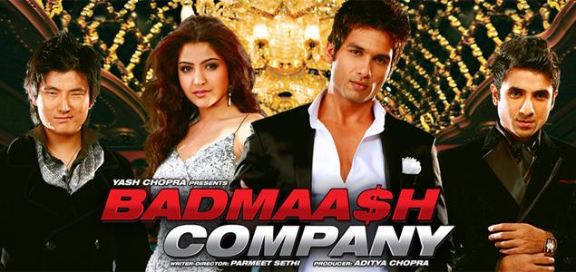 Badmaash Company (2010) | Badmaash Company Hindi Movie | Movie Reviews, Showtimes | nowrunning