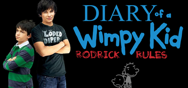 Diary Of A Wimpy Kid 2 Rodrick Rules Cast And Crew English Movie Diary Of A Wimpy Kid 2 Rodrick Rules Cast And Crew Nowrunning
