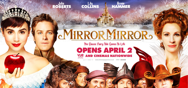 Mirror Mirror 2012 Mirror Mirror English Movie Movie Reviews Showtimes Nowrunning