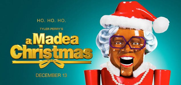 Tyler Perrys A Madea Christmas English