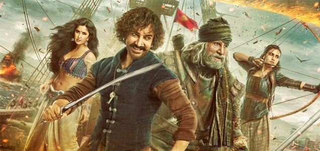 Thugs Of Hindostan (2018) | Thugs Of Hindostan Tamil Movie ...