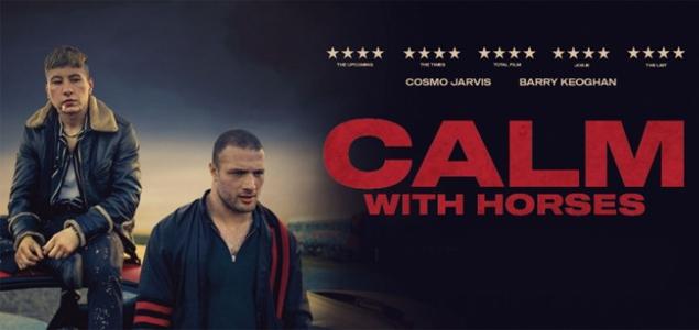 Ben Wilmot Wallpaper: Calm With Horses English Movie