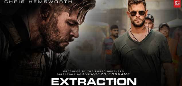 Extraction 2020 Extraction English Movie Movie Reviews Showtimes Nowrunning