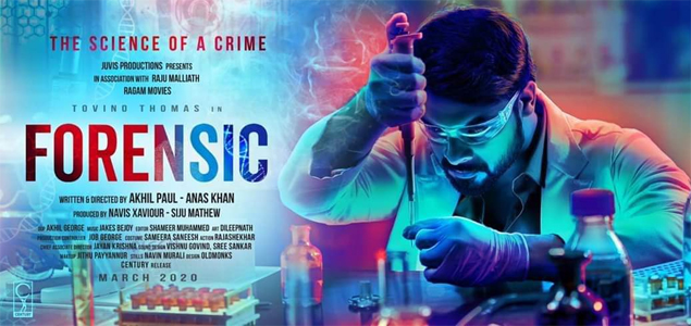 Forensic Review Forensic Malayalam Movie Review By K R Rejeesh Nowrunning