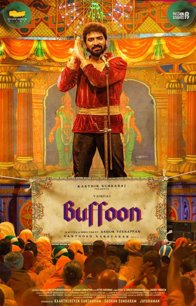 Buffoon (2021) Tamil