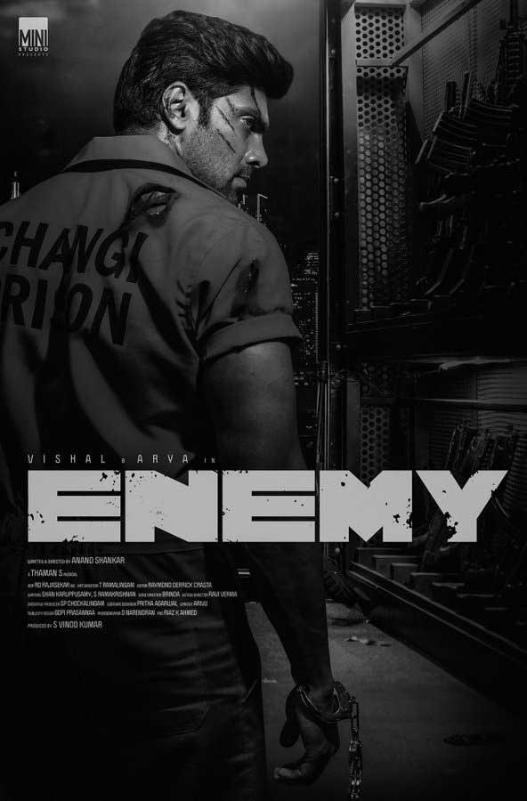 Enemy (2021) Tamil